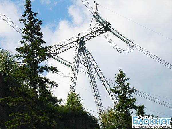 В Горячеключевском районе мужчина украл провода ЛЭП