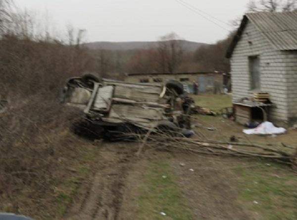В аварии под Новороссийском погиб 23-летний водитель