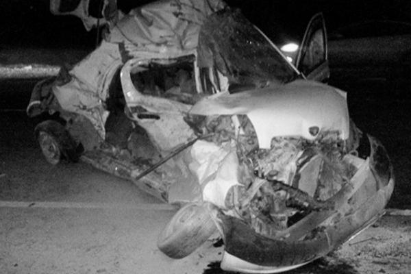 В Абинском районе грузовик протаранил «Тойоту», погибли двое
