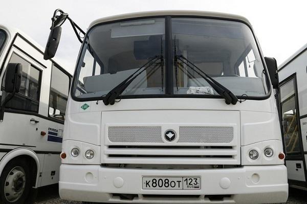 движение автобуса № 46