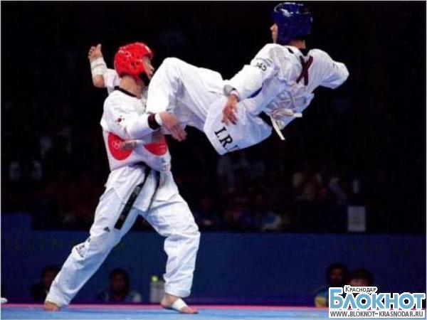 Кубанцы привезли 6 медалей с чемпионата России по тхэквондо