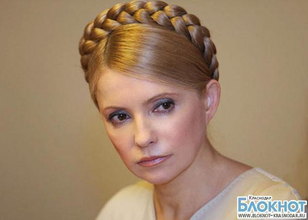Тимошенко признала факт телефонного разговора с угрозами в адрес России