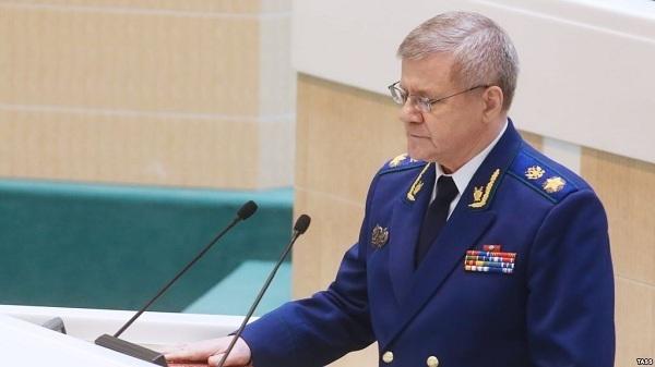 Дело об исчезновении 3 млрд дорожных рублей изучит генпрокурор Юрий Чайка