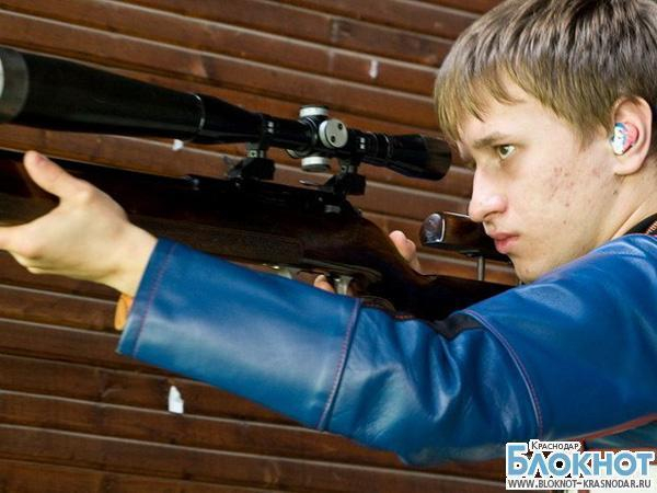 Краснодарец Михаил Азаренко получил «бронзу» Кубка России по пулевой стрельбе