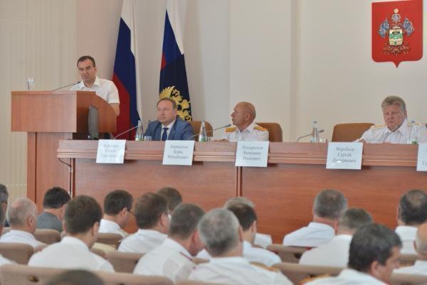 Генеральный прокурор РФ провел межведомственное совещание в Геленджике