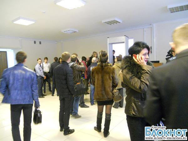 Суд по делу Артура Швеца в Краснодаре проходит в закрытом режиме
