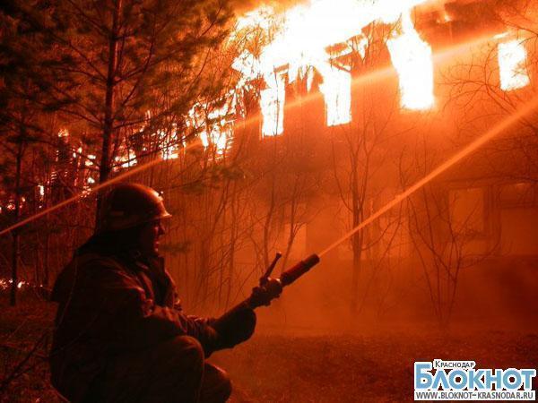 На Кубани в коттедже сгорели четверо приезжих из Узбекистана