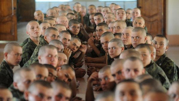 В армию отправят 724 человека из Краснодара