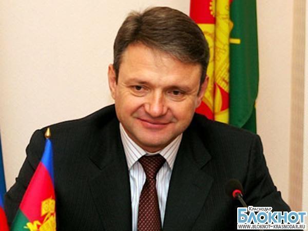 Александр Ткачев заработал за 2013 год около двух миллионов рублей