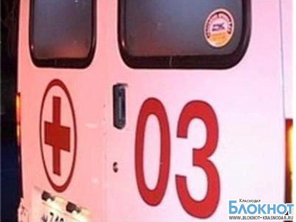 В Славянске-на-Кубани в аварии пострадала женщина