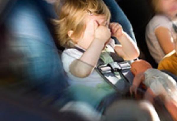С1января 2016 года поменяются правила транспортировки детей вавтомобиле
