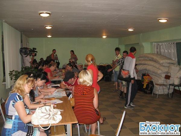 Более 1600 украинских беженцев самостоятельно прибыли в Адыгею