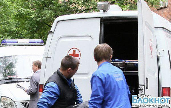 В Анапе произошла авария с участием полицейских