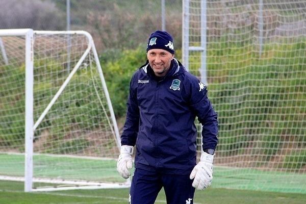 Тренировать вратарей «Краснодара» будет Даниэл Тудор