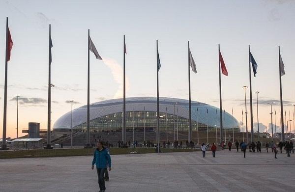 Парковку на 750 автомобилей открыли в Олимпийском парке Сочи