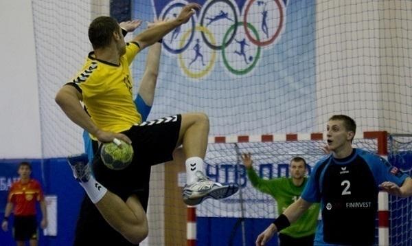 Краснодарские гандболисты обыграли лидеров чемпионата России