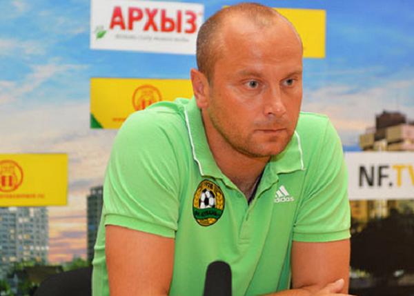 Хохлов извинился за «безвольную» игру «Кубани»