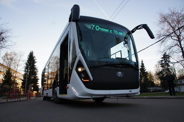 Вслед за трехсекционным трамваем в Краснодаре появится новый троллейбус
