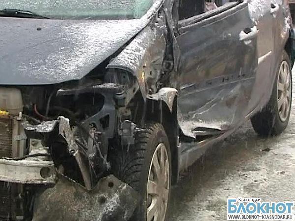 Пациент новороссийской больницы добирался домой на угнанном автомобиле