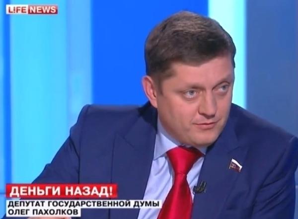 Олег Пахолков верит в Путина и чудо на ЧМ-2018 в России