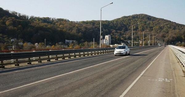 Мост восстановили: дорога в Сочи открыта