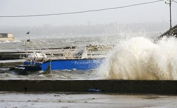Синоптики прогнозируют усиление ветра в Новороссийске