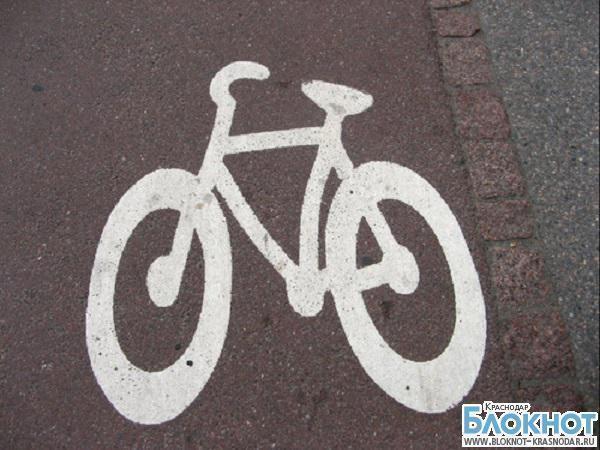 В Краснодаре прошел велопробег