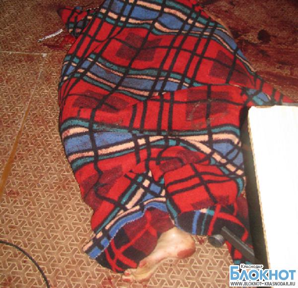 В Краснодарском крае женщина убила сожителя и пошла спать