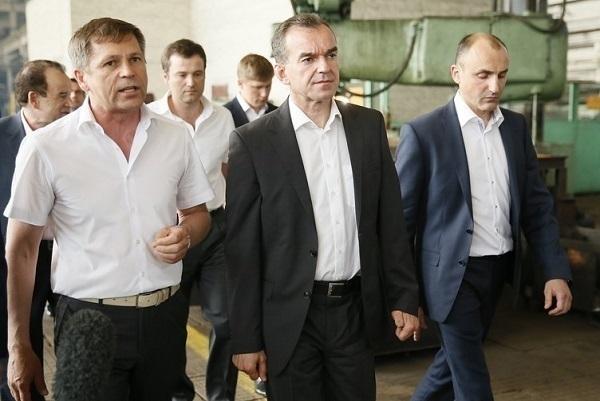 Кондратьев: Девальвация рубля помогла кубанской промышленности