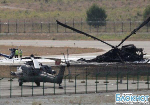 В больнице Краснодара скончался второй пилот разбившегося вертолета