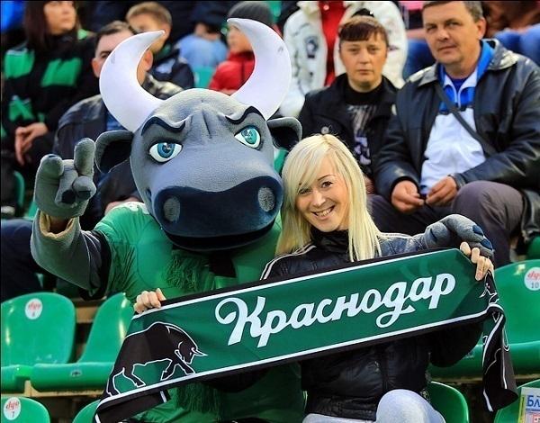 ФК «Краснодар» поздравил болельщиков с Новым годом