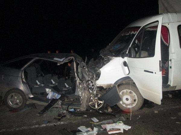 В серьезной аварии в Краснодарском крае погибли три человека