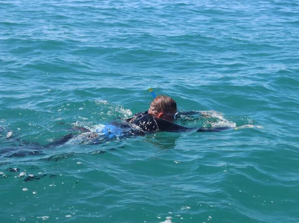 Армавирский спортсмен переплывет Черное море