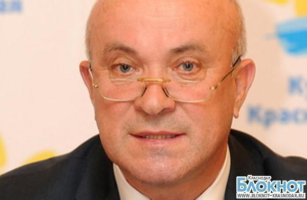 Возбуждено уголовное дело в отношении главы Темрюкского района