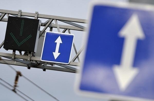 В Туапсе ввели реверсивное движение на дороге «Джубга-Сочи»