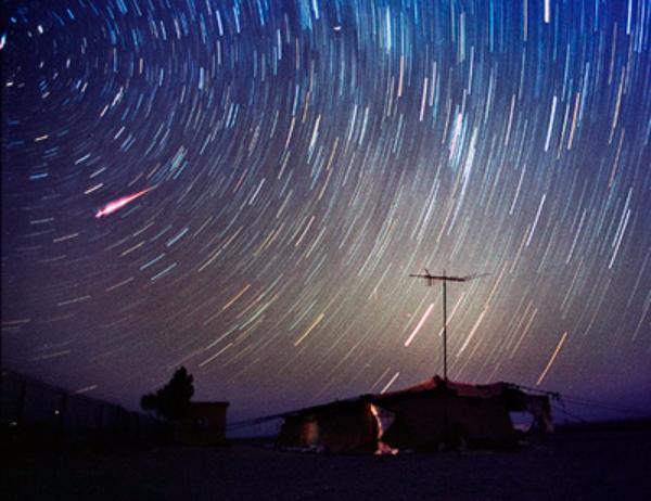 Небо Краснодара озарит метеорный поток Персеиды