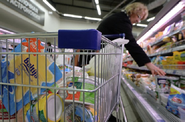 Инфляция в Краснодарском крае превысила общероссийские показатели