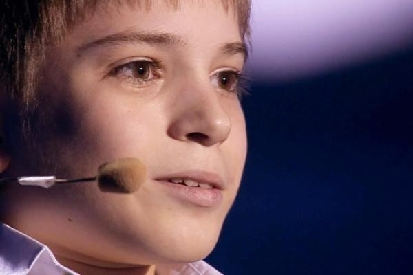 Даниле Плужникову вручили премию «Филантроп»