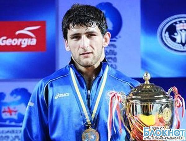 Борец из Краснодарского края выиграл чемпионат Европы