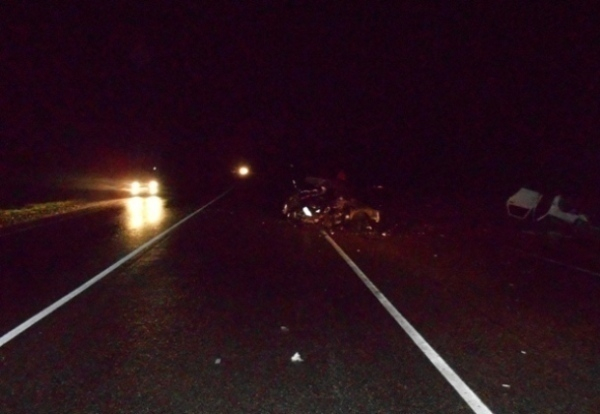 В Новокубанском районе в аварии погибли два человека