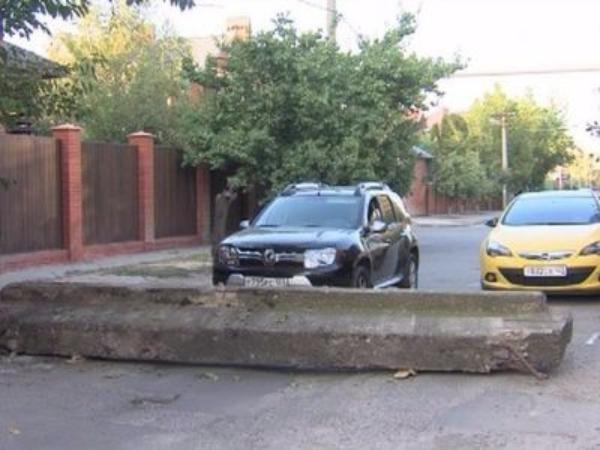 ВКраснодаре уберут нелегальные перекрытия на трассах