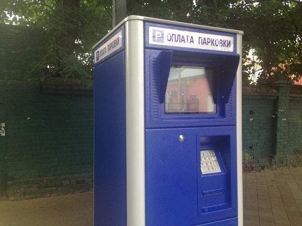 В столице Кубани открыли пять новых парковок