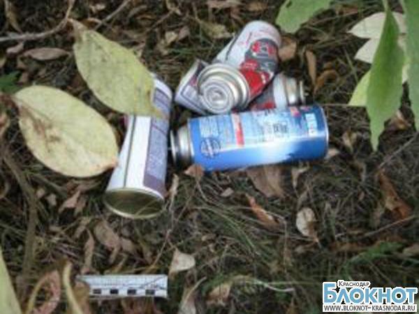 Возле склада в Гулькевичском районе найден труп подростка