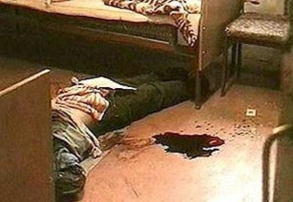 В Адыгее мужчина забил до смерти собутыльника молотком и кирпичом