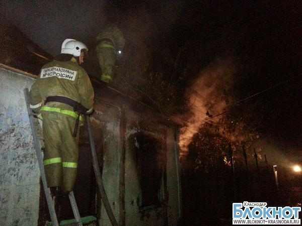 В Краснодарском крае мужчина пытался скрыть убийство с помощью пожара