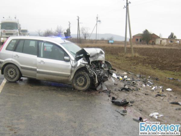 Авария в Темрюкском районе: пострадали 3 человека