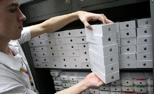 В Краснодаре взлетели цены на iPhone 6