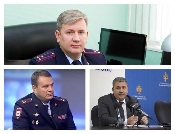 Уволены еще три начальника в МВД по Краснодарскому краю, - «омбудсмен полиции» Владимир Воронцов