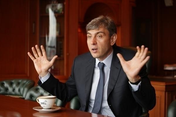 Сергей Галицкий занял 162-е место в рейтинге богатейших людей мира