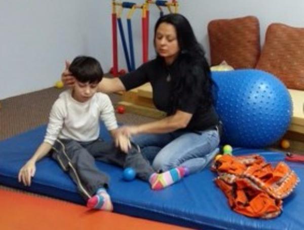 «Вы помогаете нам идти к мечте»: краснодарцы собрали полмиллиона рублей для помощи ребенку-инвалиду